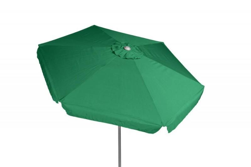 Sonnenschirm Gartenschirm Merxx Ø 230 cm grün