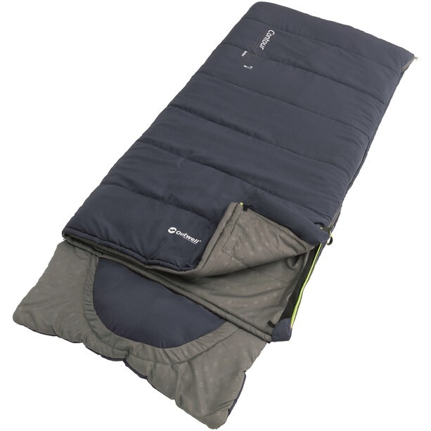 Outwell Contour Junior Schlafsack deep blue