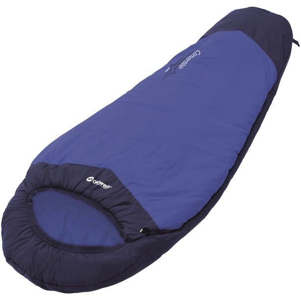 Outwell Convertible junior Schlafsack navy