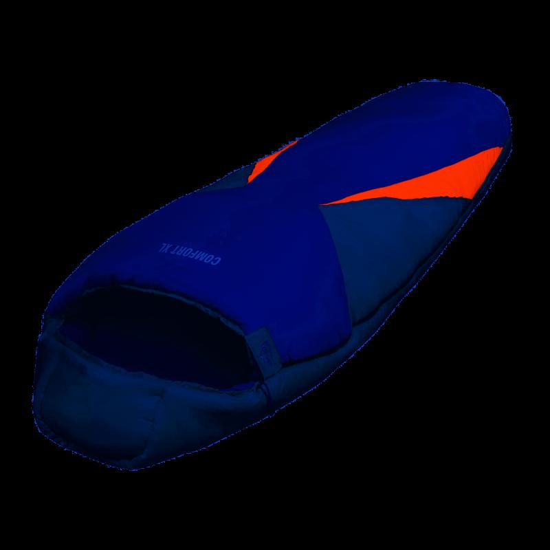 Mumienschlafsack Explorer Comfort XL